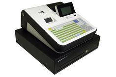 PC MIRA - ECR ECR SAMPOS ER-159F Hemos recibido la nueva remesa de cajas registradoras ECR SAMPOS ER-159 y vienen con una nueva versión de firmware que las hace mucho más rápidas al imprimir el tíquet a la vez que se va marcando.