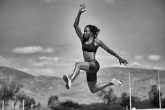 87 Best Track images   Track, field, High jump, Athlete