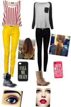 """""""mall with Angela"""" by anna-ekdahl ❤ liked on Polyvore"""