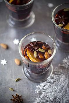 Recipe: Mulled Spiced Christmas Wine