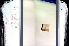 javier roz - doblez: Chalkboard VI (Artificialia)