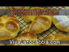 Ricetta Brioches Soffici ai Bianchi D'uovo - VivaLaFocaccia