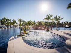 Piscina del hotel Barceló Maya Caribe