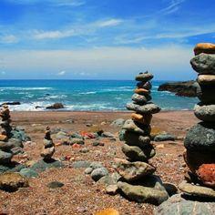 Playa Colorada, península Nicoya. Costa Rica