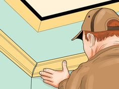Crown molding significantly increases the visual aesthetic of a room, but it can be daunting to install. Dealing with angles can challenge even the most dedicated remodeler, so check out these steps for a painless way to get them right....
