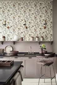 Best Images Ideas About Kitchen Wallpaper Kitchen Wallpaper Ideas Red Kitchen Wallpaper Kitche Modern Kitchen Wallpaper Kitchen Wallpaper Modern Kitchen
