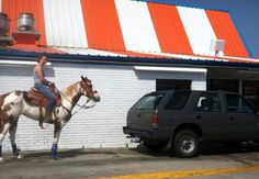 Only in Texas! Lol!