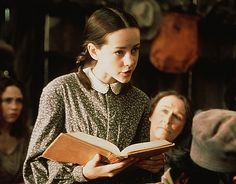 The Ballad of Lucy Whipple (2001).  A young girl sets up a library for the miners during the Gold Rush.