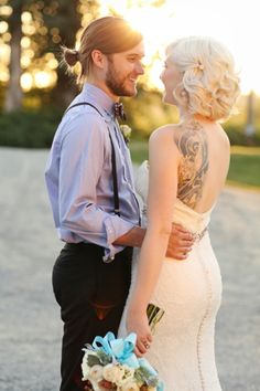 tattoo weddings - so beautiful
