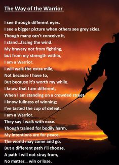 The Warrior                                                                                                                                                                                 More