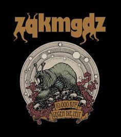 ZQKMGDZ album cover