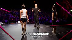 Misbehave more beautifully. Wayne McGregor: A choreographer's creative process in real time | Video on TED.com