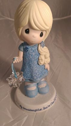 Precious Moments Granddaughter You're One Of A Kind Figurine 09-065559-001