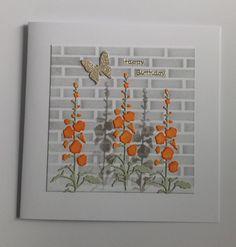 Tim Holtz Wildflowers 2