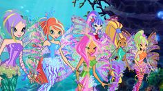 Photo of Winx Sirenix Underwater for fans of The Winx Club Fairies.
