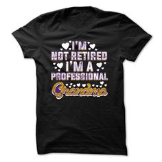 Are You A Professional Grandma T-Shirts, Hoodies, Sweaters
