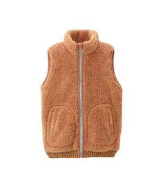 fleece vest B