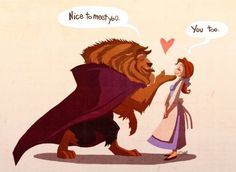 beauty and the beast quotes - Google Search