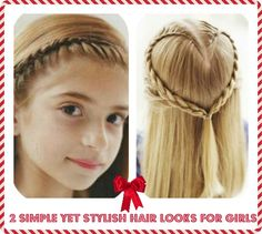 2 Simple Yet Stylish Hair Looks for Girls and a Cozy Haircare Giveaway - The Staten Island family