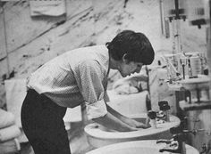 George photographed by Ringo