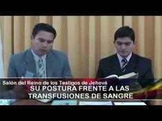 Entrevista a los testigos de Jehová sobre la sangre