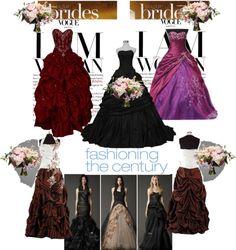 """Vogue Bride"" by monica-jordan on Polyvore"