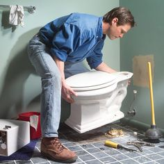 Avoid expensive plumber bills when your toilet needs repair. We will show you how to fix any toilet problem yourself. It's easier than you think!