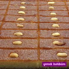 Evde Şambali Tatlısı tarifi nasıl yapılır, resimli Şambali tatlısı tarifi yapımı yapılışı, nostaljik tatlı tarifleri