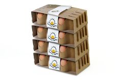 Sunrise Valley Egg Packaging (Student Project) on Packaging of the World - Creative Package Design Gallery