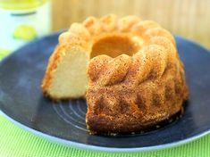 Lemon Curd -kuivakakku - Mukana Maku