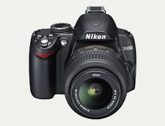 {Nikon D3000 SLR}  My Trusty Camera... Still learning how to use it after over a year.  heh.