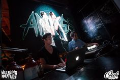 Antics at Oak Lounge Milwaukee for Project Ink | Ink Family | Weekend Natives