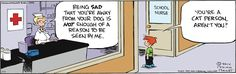 Red and Rover by Brian Basset, March 03, 2014 Via GoComics