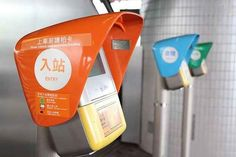 First of all, you'll need an Octopus card.