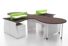 Multiusuario Urban - Muebles Para oficina