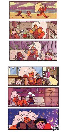 Steven Universe Mom, Universe Love, Animated Cartoons, Cassie, Cartoon Network, Spin, Geek Stuff, Meme, Fandoms