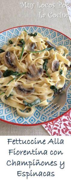 Cocina – Recetas y Consejos Veggie Recipes, Pasta Recipes, Vegetarian Recipes, Healthy Recipes, Kitchen Recipes, Cooking Recipes, Comida Diy, Deli Food, Pasta Soup