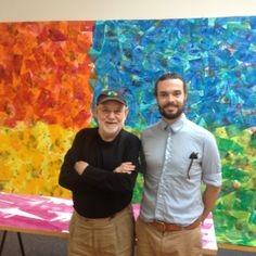 Eric Carle and Oliver Jeffers- ah childhood memories