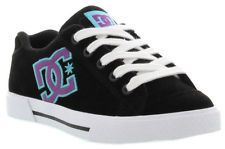 DC Shoes Genuine Chelsea LE Womens Casual Skate Trainers Sizes UK 4 - 7