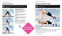 Step-by-step instructions to ulimate workouts