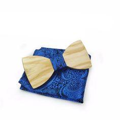 Mantieqingway New Design Mens Pocket Square Bow Tie Set Wood Tie Gravatas Bowties Wedding Business Suit Wooden Bow Ties Hankies Pocket Square Size, Men's Pocket Squares, Tie Pattern, Wooden Bow Tie, Diy For Men, Tie Set, Fashion Accessories, Bows, Fabric