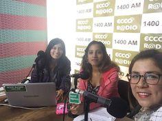 """La Gerontóloga Sheilla Lindo Vargas brinda entrevista a """"Ecco Radio"""" 1400 am,es muy interesante la conversación y ratifica los conceptos de la Gerontología como ciencia integradora del envejecimiento humano y los enfoques adecuados en la visión de lo que son las personas mayores, y la búsqueda del bienestar y calidad de vida. Muy buena la …"""