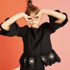 Chiara for MSGM #chiarabrini #model#supermodel #msgmkids #msgm#fashionista #instagram #instatoddler #girl#coolgirl #blackwomen # Brand #catwoman #happy#funny
