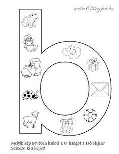 Játékos tanulás és kreativitás: Kisbetűkben képek a hangfelismerés gyakorlásához Dysgraphia, Jolly Phonics, English Language Learning, 3d Origami, Preschool Activities, Kids Learning, Classroom, Symbols, Teaching
