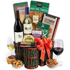 Premier Selections Wine Gift Basket
