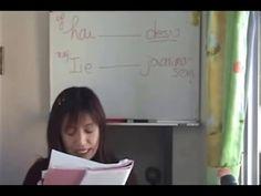Curso de Japonês - Aula 01 - Satomi Sensei