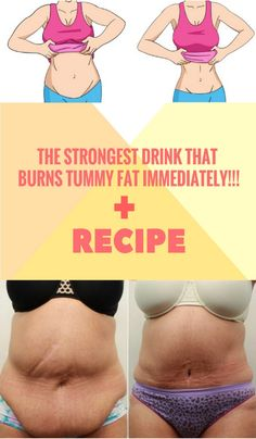 There are numerous causes for the appearance of the extra stubborn fat around the stomach, but it most often appears as a result of the lazy bowel syndrome. In this condition, fatty deposits build up[. Just Juice, Strong Drinks, Stubborn Fat, Other People, Burns, Cool Photos, How To Remove, Fitness, Healthy Recipes