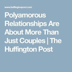 Couples polyamoureux datant