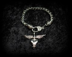 Bon Jovi Items | Bon Jovi Heart Charm Bracelet