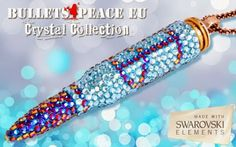 Crystal Collection, Swarovski, Beaded Bracelets, Peace, Facebook, Crystals, Twitter, Google, Youtube
